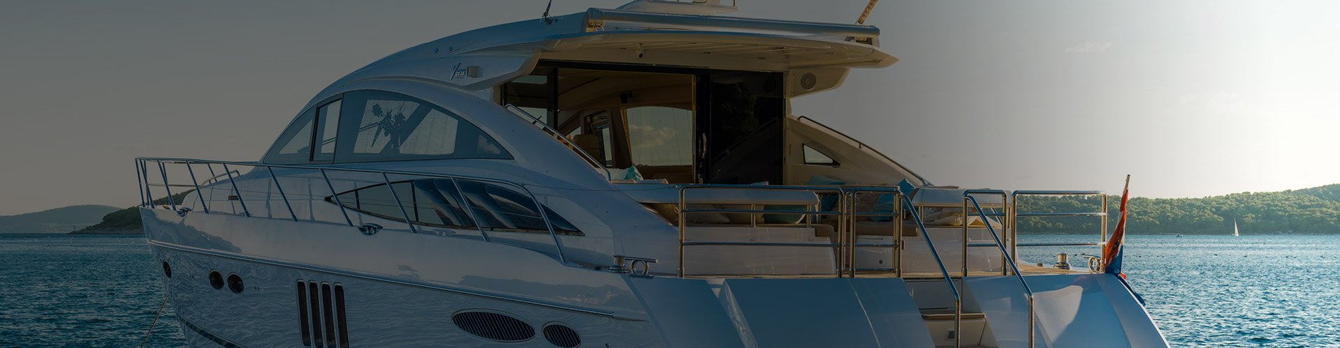 Complete range of motor yachts and power boats in Croatia.